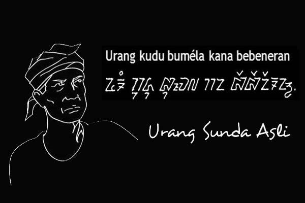 Ungkapan Tradisional Masyarakat Sunda