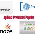Aplikasi Presentasi Populer