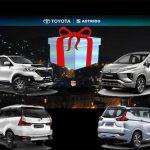 Mendapatkan Toyota Promo
