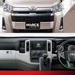 Review Mobil Hiace Tahun 2020