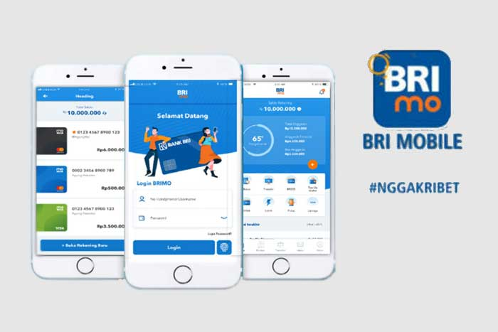 Mobile banking BRImo