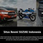 Situs Resmi Suzuki